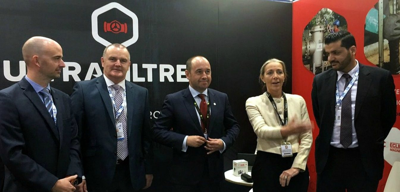 Successful Ultrafiltrex Launch at Abu Dhabi International Petroleum Exhibition