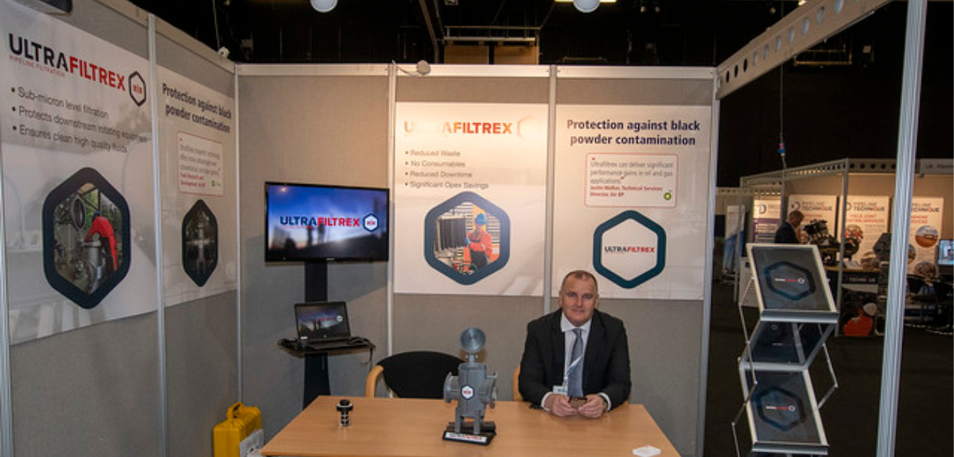 Successful Energy Exports Conference in Aberdeen for Ultrafiltrex